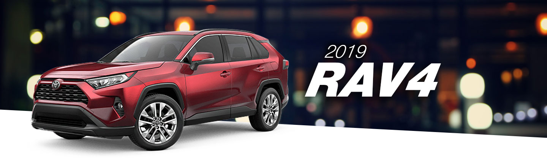 2019 Toyota RAV4 for sale in Clovis, New Mexico