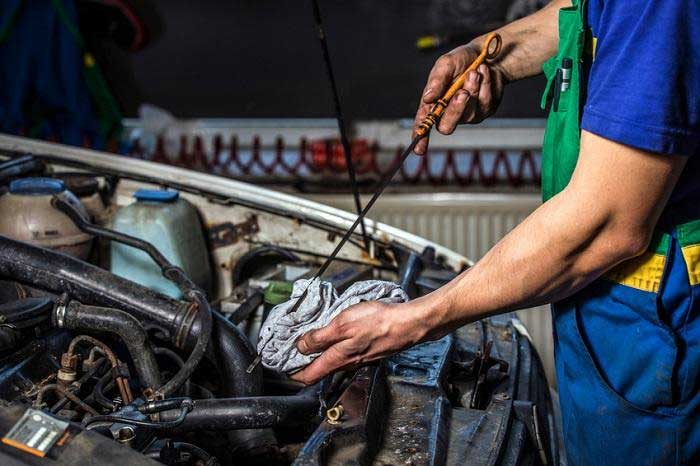 when to change your oil