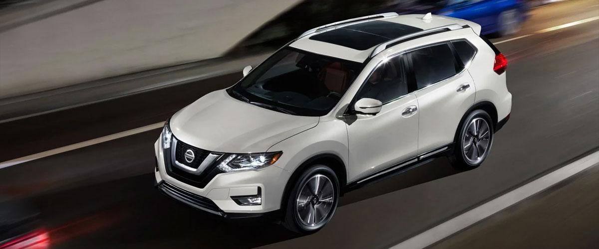 2019 Nissan Rogue Header