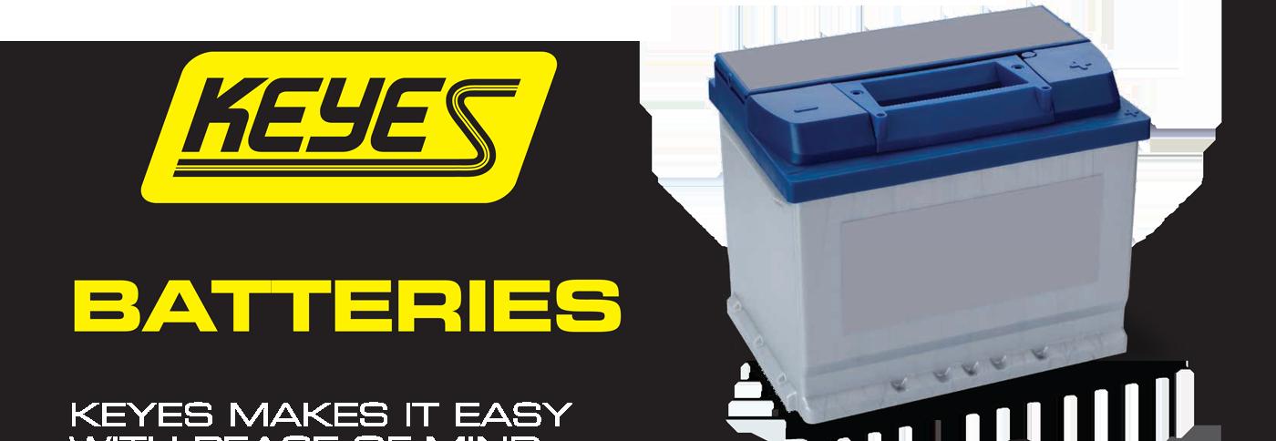 keyes batteries