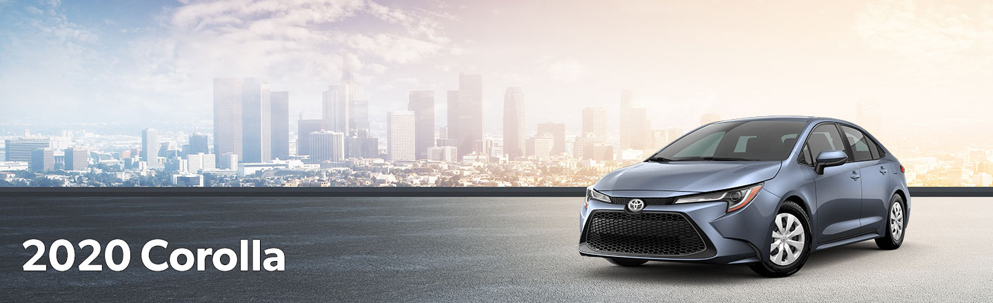 Snag A Versatile 2020 Toyota Corolla In Houma, LA Near Morgan City