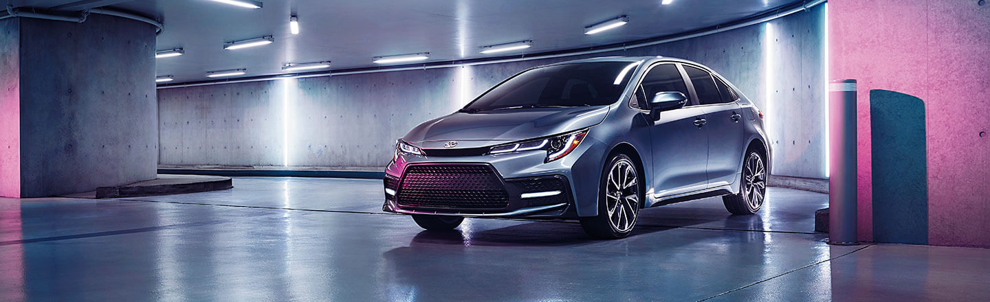 Toyota Dealers In Arkansas >> 2020 Toyota Corolla In North Little Rock Ar Mark Mclarty Toyota