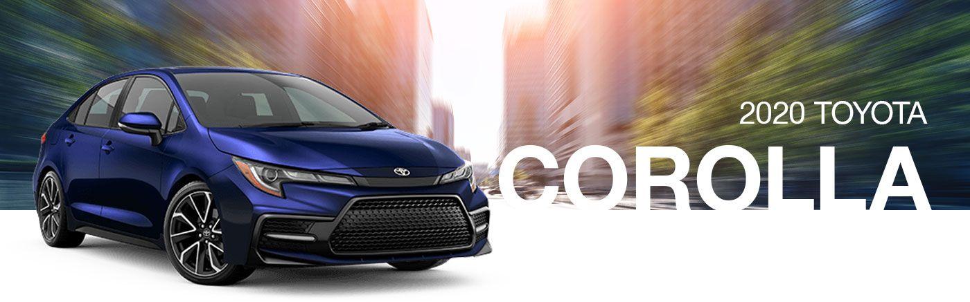 2020 Corolla For Sale In Fayetteville, TN | Landers McLarty