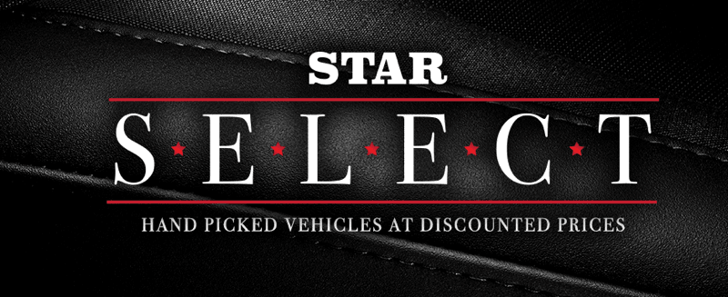 Star Select Vehicles