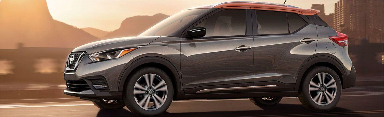 2019 Nissan Kicks Crossover SUVs In Greensburg, PA Near Pittsburgh