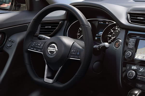 2019 Nissan Rogue Design, Interior Features & Technology