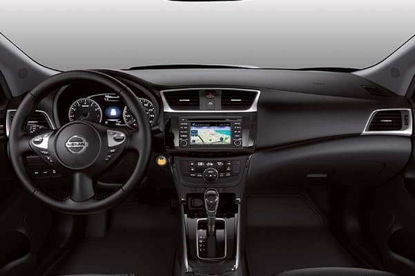 2019 Nissan Sentra Design, Interior Features & Technology