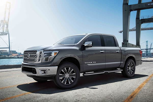 2019 Nissan Titan Engine Specs, Performance & Safety