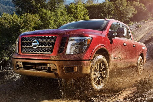 2019 Nissan Titan Design, Interior Features & Technology