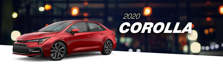 2020 Toyota Corolla for sale in Clovis, New Mexico