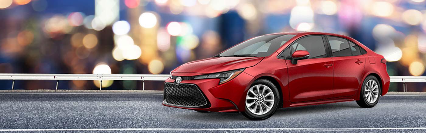 2020 Toyota Corolla Sedan Available Now at Rivera Toyota of Mt. Kisco