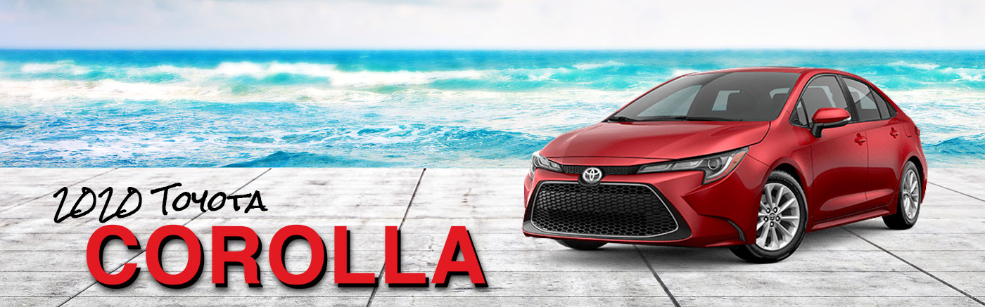 2020 Corolla On Road