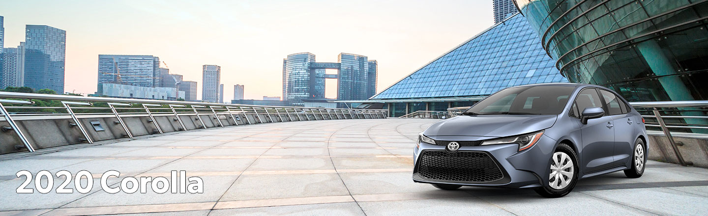 Explore The 2020 Toyota Corolla At Elmore Toyota In Westminster, CA
