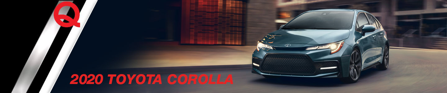2020 Toyota Corolla Features, Safety And Trim Levels in Fergus Falls, MN