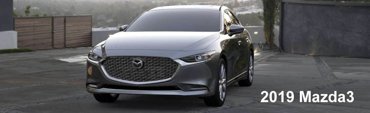 2019 Mazda3 coming to Cutter Mazda Honolulu soon!