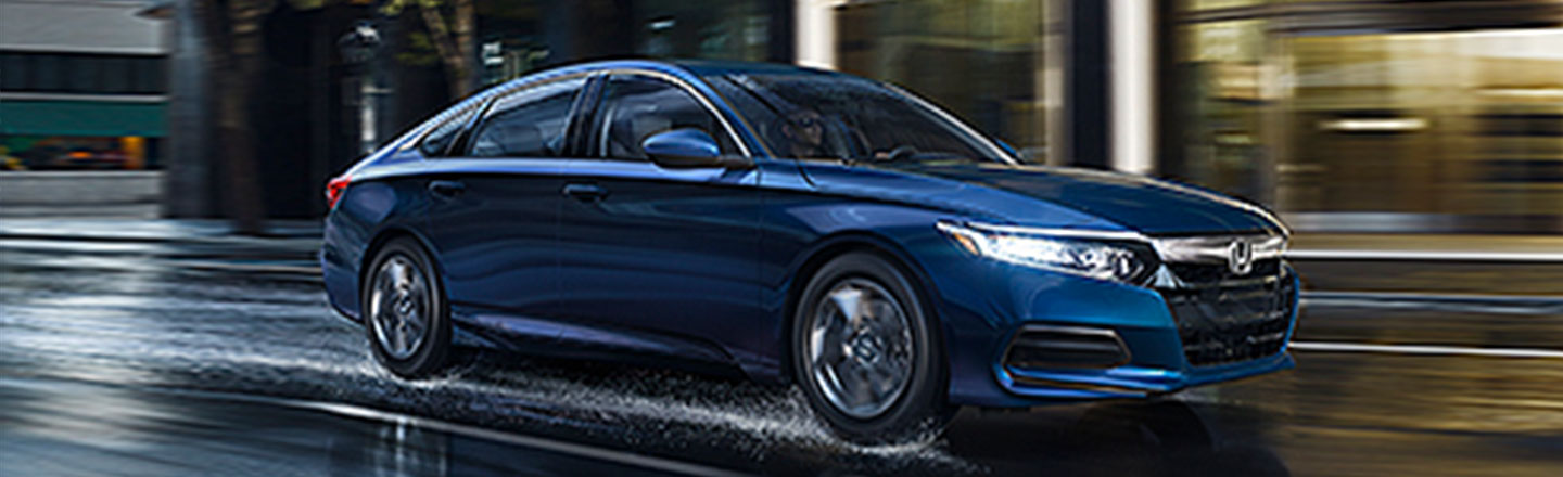 Take on the Open Road in Your New 2019 Honda Accord!