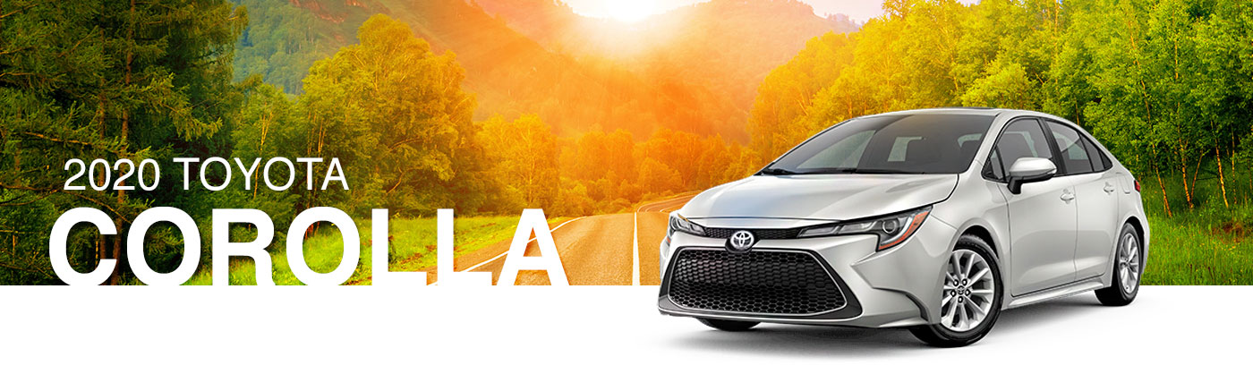 2020 Toyota Corolla At Stone Mountain Toyota