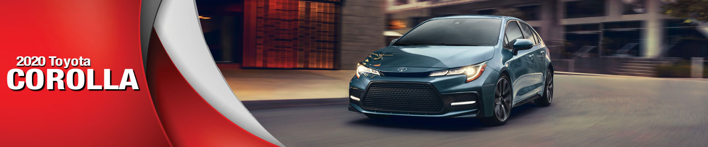 All-New 2020 Toyota Corolla Sedans For Sale In Holiday, FL