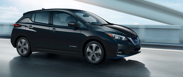 2019 Nissan LEAF for sale in Covington, LA
