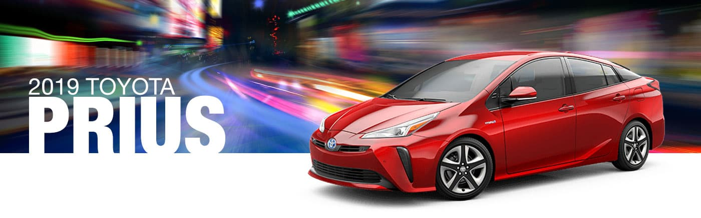 2019 Toyota Prius available at Landers McLarty Toyota