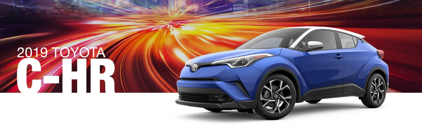 2019 Toyota CHR available at Landers McLarty Toyota