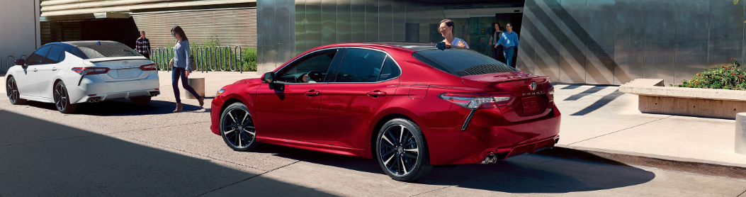 2019 Toyota Camry at Bell Road Toyota