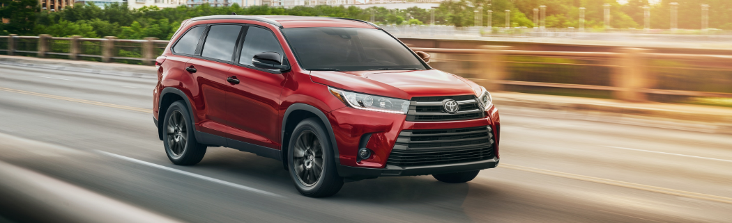 2019 Toyota Highlander at Bell Road Toyota