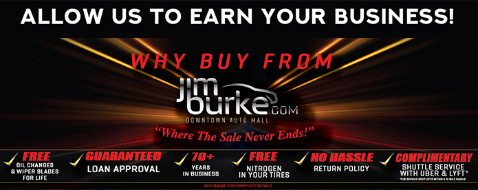 Jim Burke PreOwned Downtown Automall