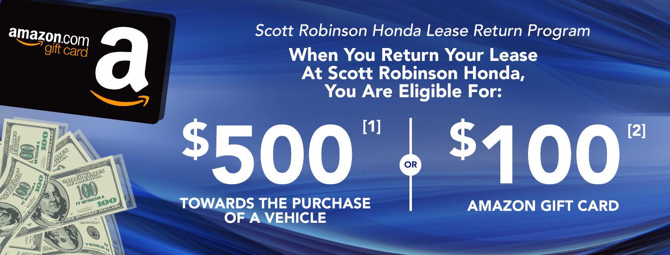 Scott Robinson Honda | Honda Dealership in Torrance, CA