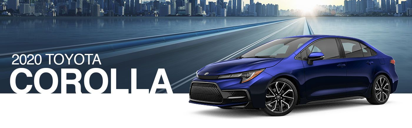 2019 Toyota Corolla on Road