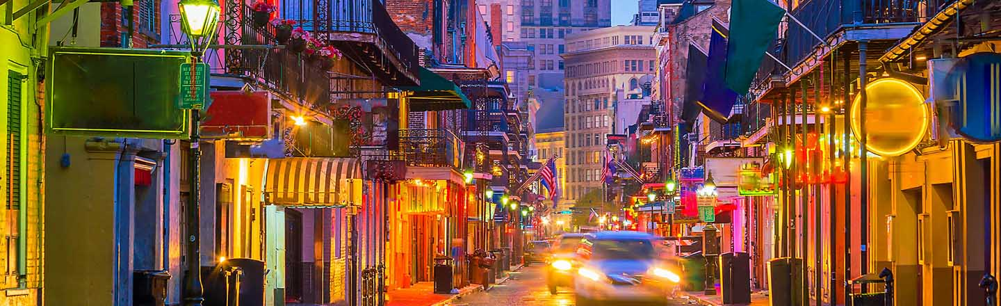 North American Auto Group Is Serving Drivers In New Orleans, LA