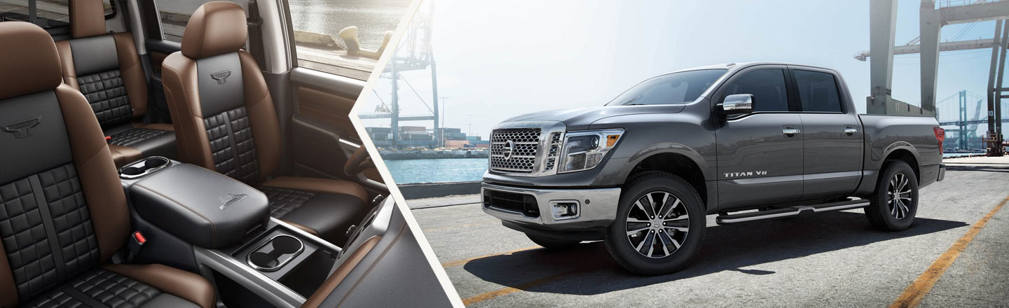 Research the 2019 Nissan Titan in AL