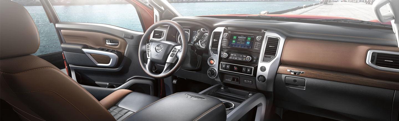 2019 Nissan Titan Interior