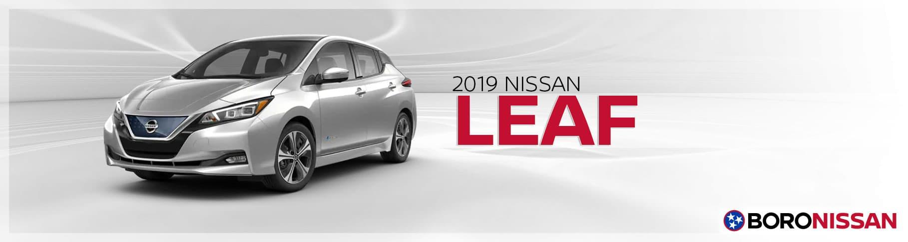 2019 LEAF near Nashville, Tennessee   Murfreesboro Nissan