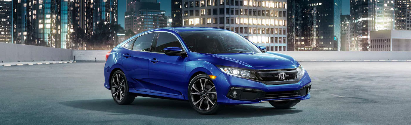 Meet the  2019 Honda Civic sedan in Hillside, New Jersey
