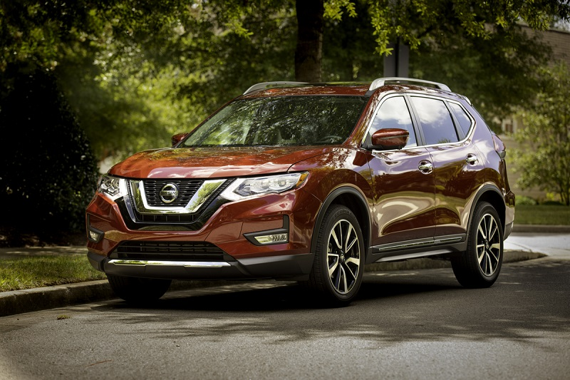Wesley Chapel FL - 2019 Nissan Rogue Mechanical