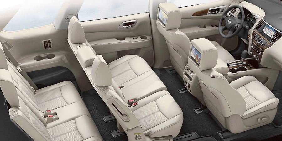 Wesley Chapel FL - 2019 Nissan Pathfinder Interior