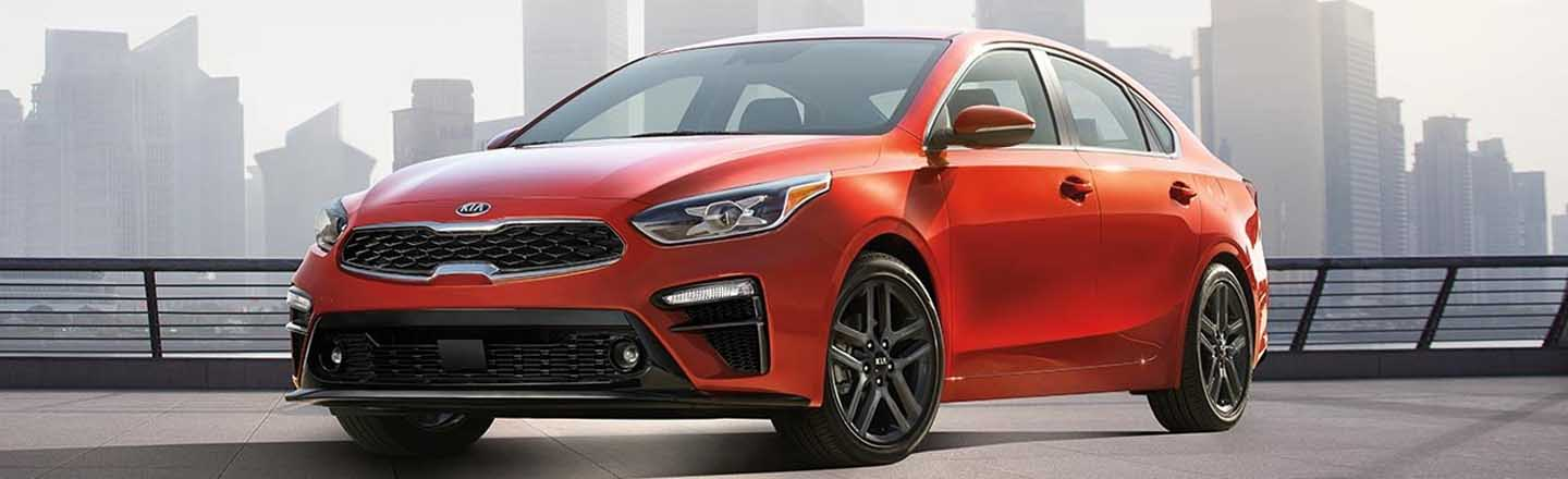 2019 Kia Forte Sedan For Sale In Riverdale, NJ
