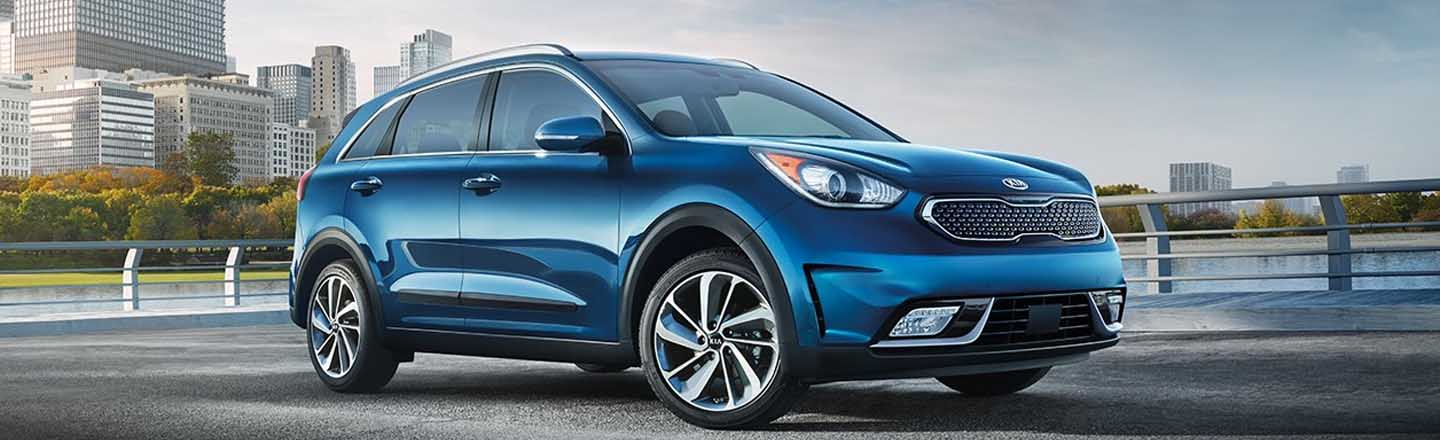 2019 Kia Niro Crossover For Sale In Riverdale, NJ