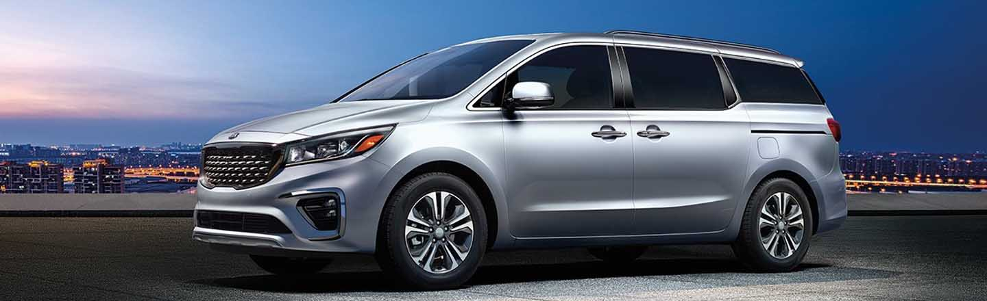 2019 Kia Sedona Minivan At Route 23 Kia