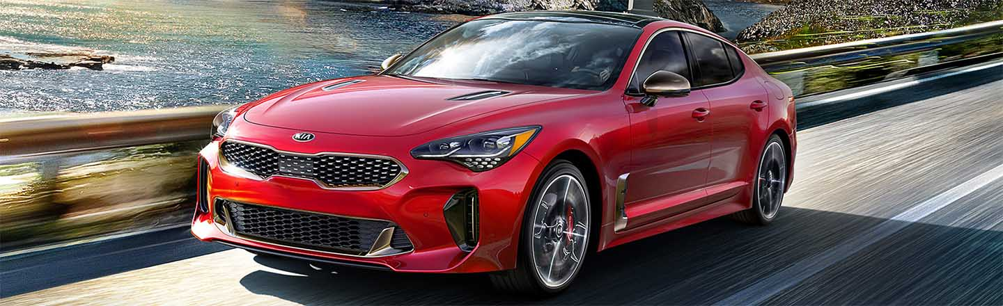 2019 Kia Stinger GT Sedan For Sale In Riverdale, NJ