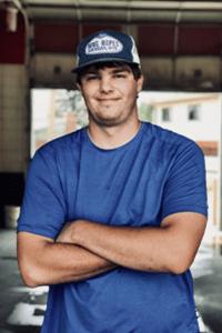 Zach Blaney Bio Image