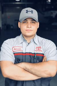 Salvador Cruz Bio Image