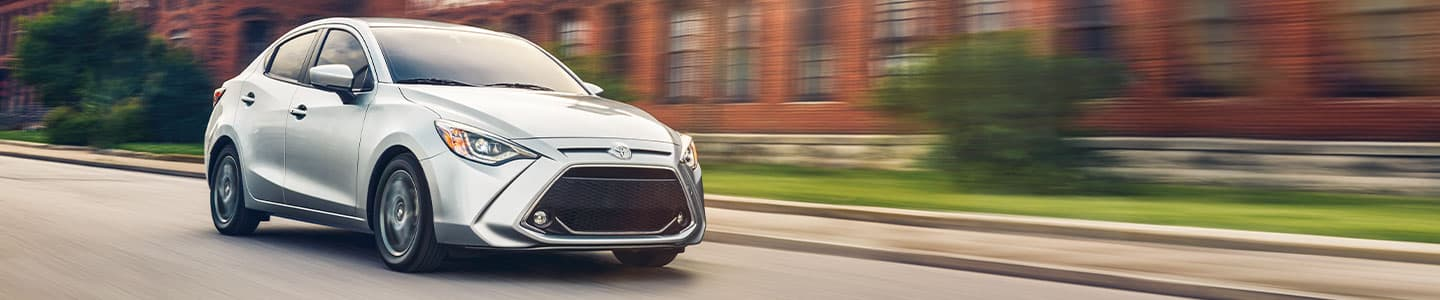 2019 Toyota Yaris available at Wilder Toyota