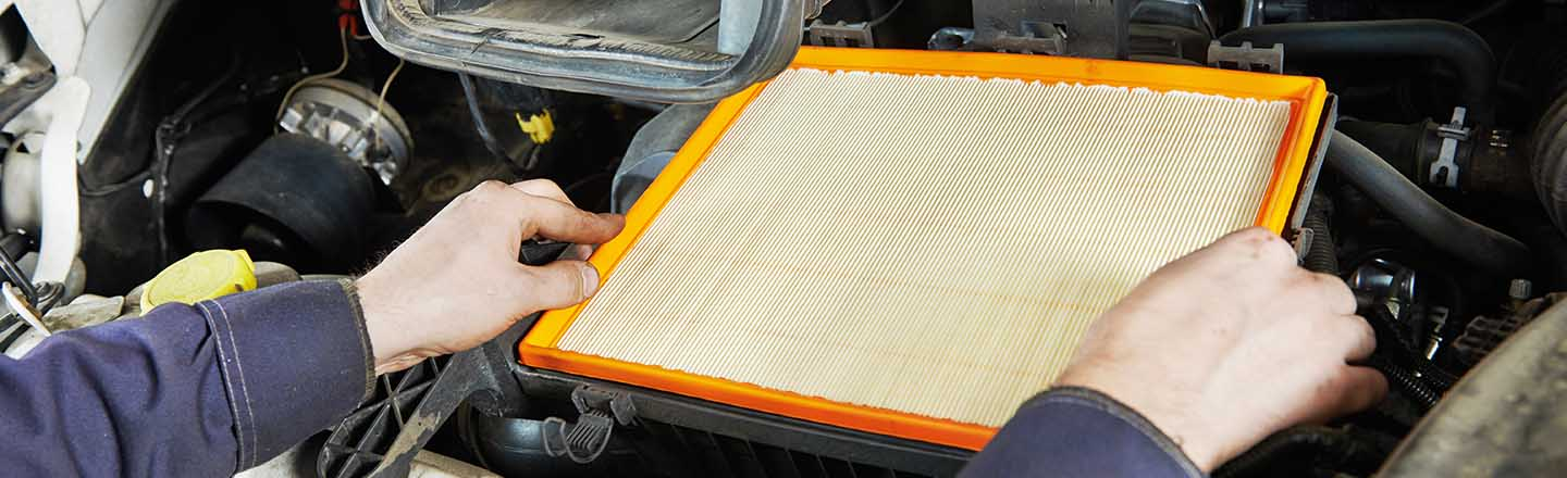 Toyota Engine Air Filter Service in Tacoma, WA