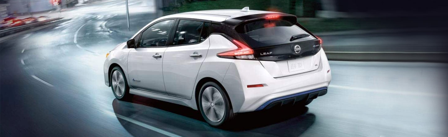 2019 Nissan LEAF Models For Sale In Bellingham, WA