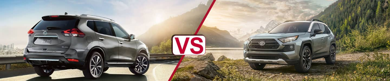 Premier Nissan of Metairie 2019 Nissan Rogue Vs RAV4