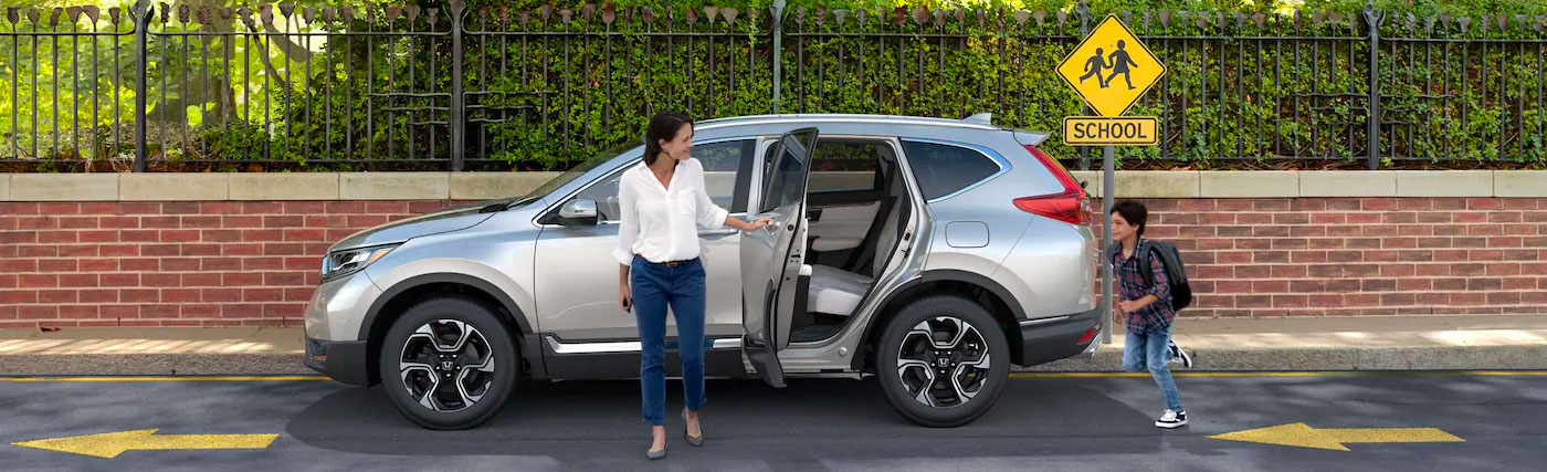 Shop for Honda SUVs in Highland Park, IL at Muller Honda