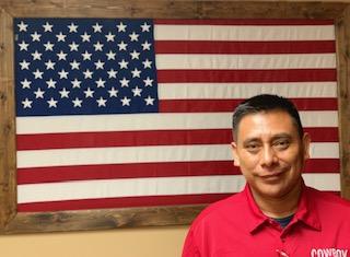 Esteban Zacarias Bio Image