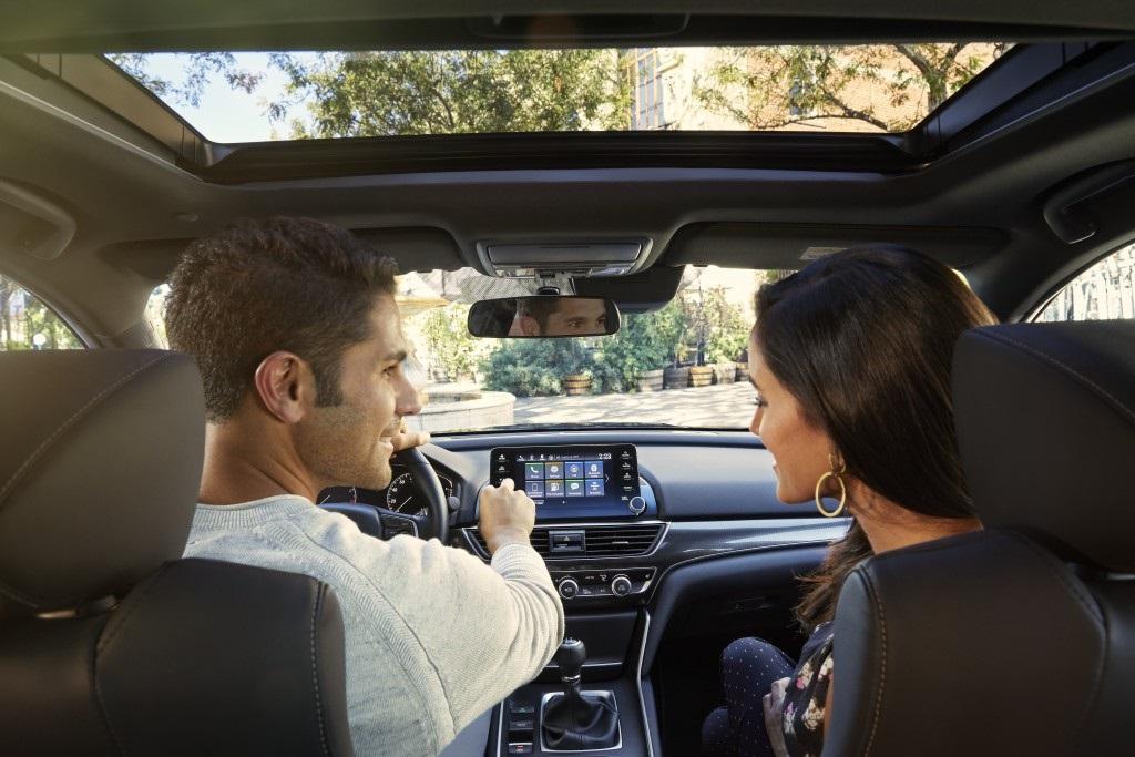 2019 Honda Accord Safety